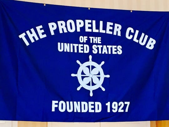 The Propeller Club is hosting its first Martime convention.