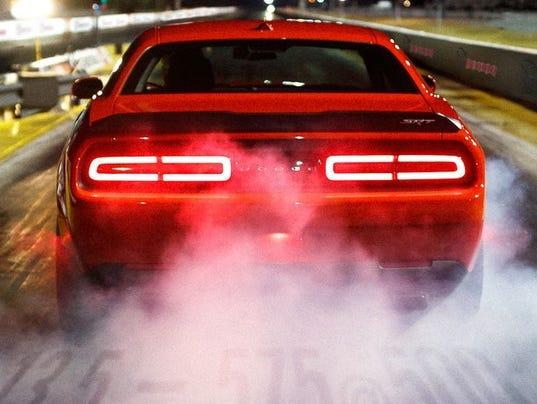 Dodge Challenger Srt Demon Is World S Fastest Car