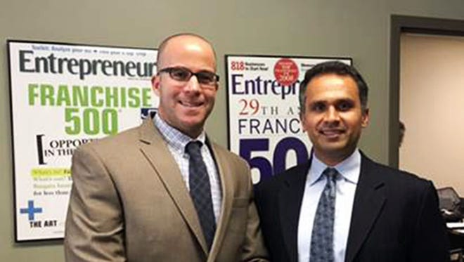 Not only have Manish Saini and Jason Levy been best friends since childhood, they have made the leap together into business and have taken over the JAN-PRO of Central New Jersey franchise, a commercial cleaning company in Edison.