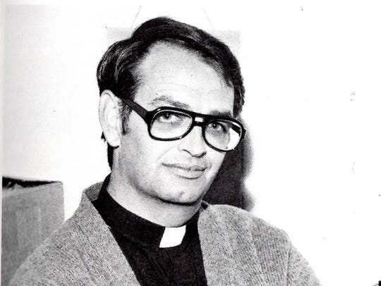 Francis Stinner served as a priest in Somers, Chappaqua,