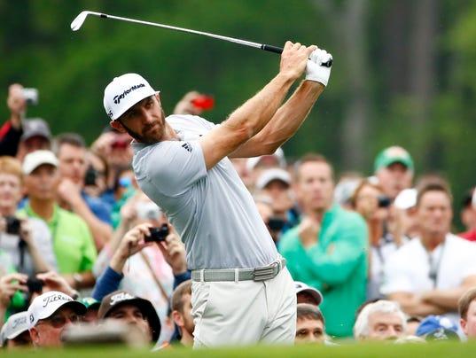 PGA: The Masters - Practice Round
