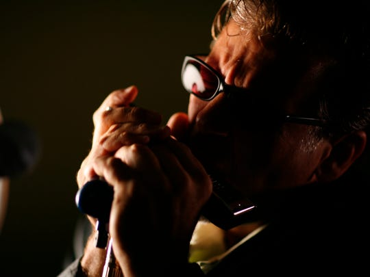 Mitch Kashmar is performing at this year's Bowlful of Blues.