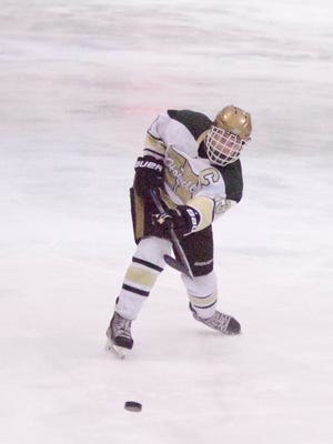 Russell Daavettila scored his team-high seventh goal for Howell in a 4-1 loss to Salem.