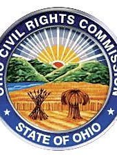 The seal of the Ohio Civil Rights Commission