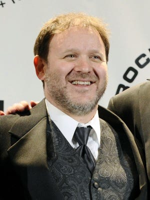 Phish drummer Jon Fishman appears at the Rock and Roll Hall of Fame induction ceremony in New York on March 15, 2010.