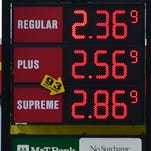 Gas prices drop 10 straight days