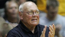 Gene Keady will return to Mackey Arena on Aug. 2 to coach in the second Purdue men's basketball alumni game.
