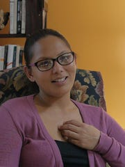 Christine Naputi is one of the mothers who was interviewed