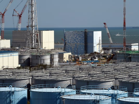 JAPAN-NUCLEAR-DISASTER-ENVIRONMENT-ENERGY