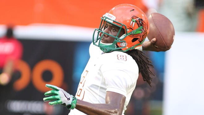 Kenny Coleman, FAMU's starting quarterback, will get another chance to showcase what he can do on Saturday against Coastal Carolina.