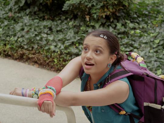 "Young Warren-based actress Kendra Jain also stars in ""On the Wing."" Jain is a junior in Boston University's School of Theatre."