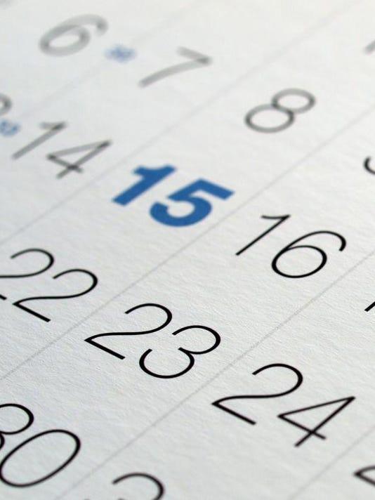 Calendar-tile