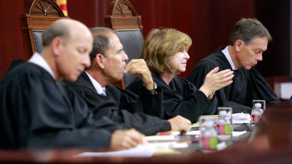 File photo of Arizona Supreme Court