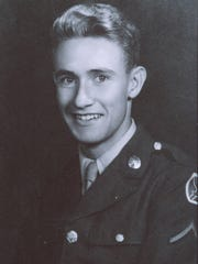 "Pvt. Everett ""Ev"" Griffin of Barton in 10th Mountain"