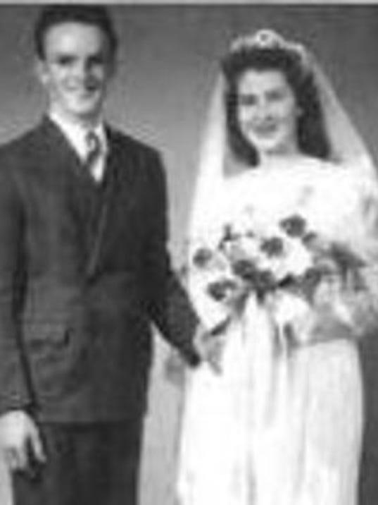 Anniversaries: Thell Gubler & Elaine Gubler
