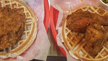 The Funky Chicken serves up waffles, chicken and more at its grand opening June 24