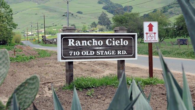 Rancho Cielo en Salinas.
