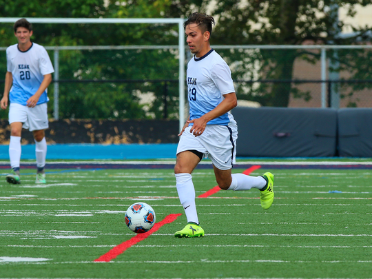 Kean University student-athlete Erick Reyes earned his first All-NJAC selection after totaling 16 points on seven goals and two assists, including three game-winners.