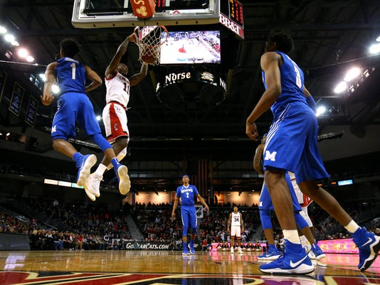 NCAA Basketball: Memphis at Cincinnati