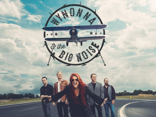 Wynonna & the Big Noise's self-titled debut album arrives Feb. 12.