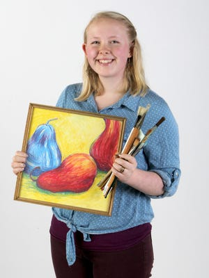 Olivia Harris of The Canterbury School.