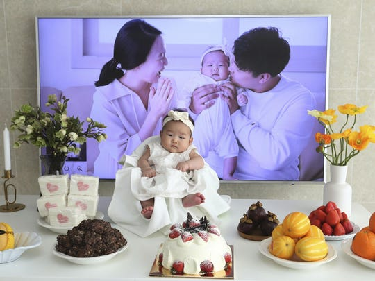 Just two hours after Lee Dong Kil's daughter was born on New Year's Eve, the clock struck midnight, 2019 was ushered in, and the infant became 2 years old. She wasn't alone, though it happened for her quicker than most: Every baby born in South Korea last year became 2 on Jan. 1