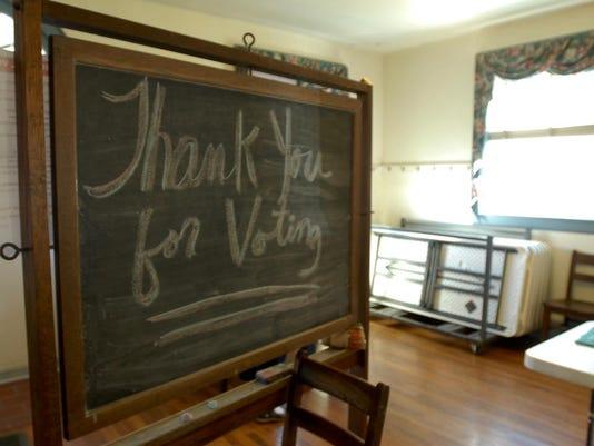sby voting chalkboard