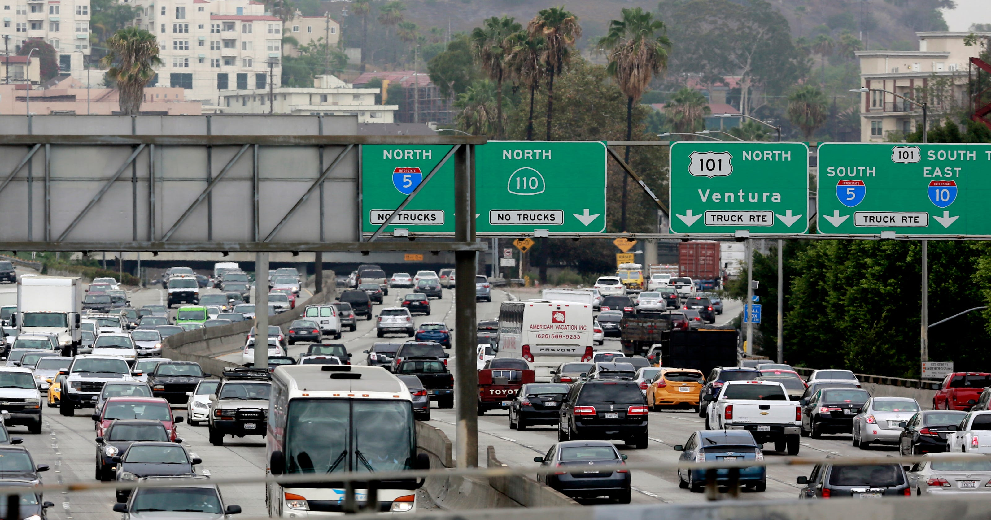 10 cities with the worst traffic