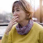 Expectant parents worry about 'thirdhand' smoke