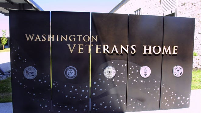 The Washington Veterans Home in Port Orchard.