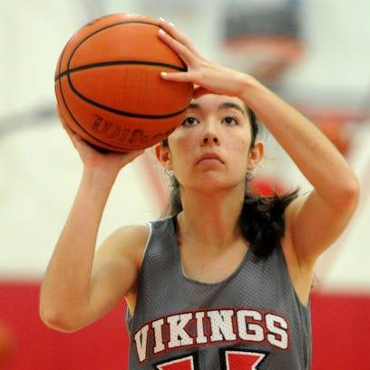 Super sophomore Vanessa Smart has averaged 22.5 points