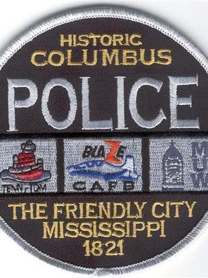 Columbus Police Department logo