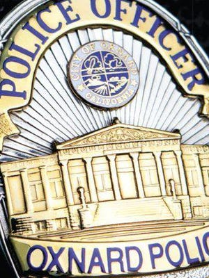 Oxnard Police Badge