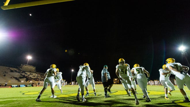 The National Federation of State High School Associations has adopted a resolutionfor this school year regarding Friday night football.