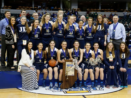 LAF HS ghoops Class A title