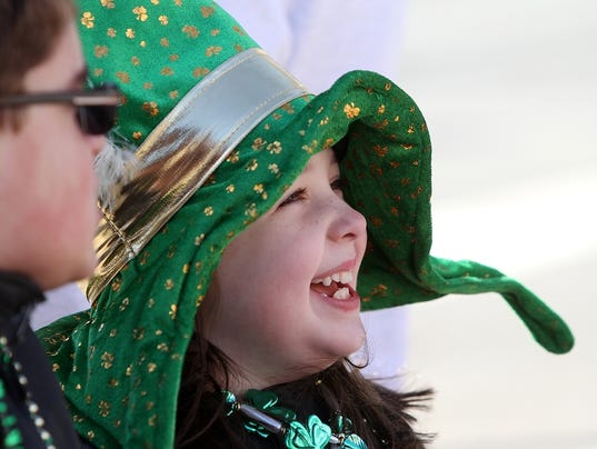 EST 0323 St Patrick's Parade in South Amboy