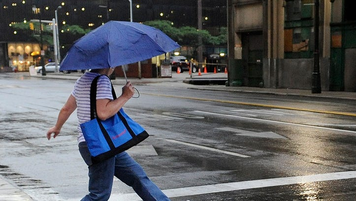 Cold, rain and wind to move into area