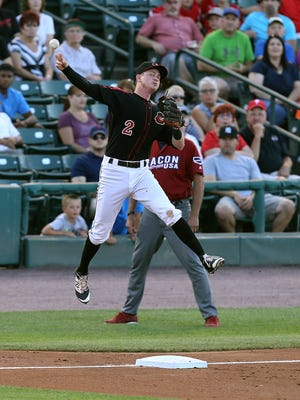 James Beresford has played 1,070 minor-league games, including 440 for the Rochester Red Wings. On Monday he learned he's finally going to the big leagues.