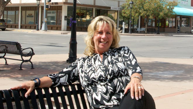 Laurie Findley is the new Executive Director for the Deming MainStreet Project.