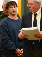Ethan Gratton, 26, of Georgia appears in Vermont Superior