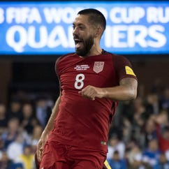 Clint Dempsey goes from career in doubt to hat trick