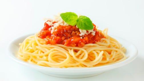 Spaghetti dinner planned