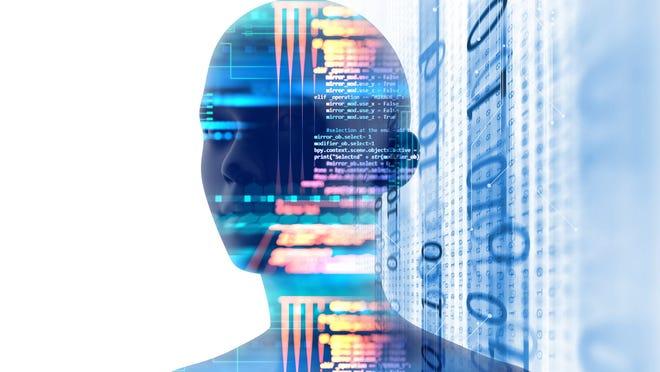 A reader asks if the Answer Man column is written using artificial intelligence.