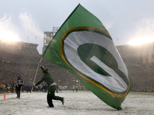 Milwaukee 6520 21 >> McGinn: Packers find new way to roll in snow