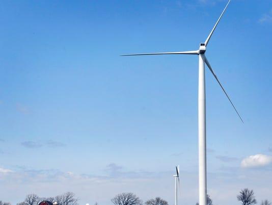 FON 0429 wind farm