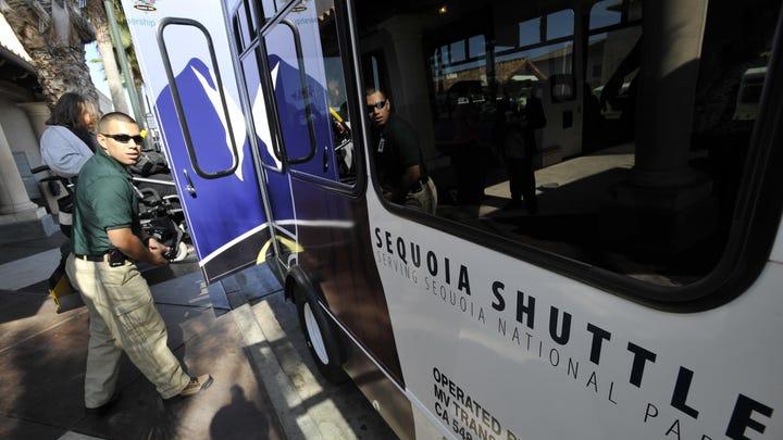 Sequoia Shuttle kicks off 2019 season with $5 tickets