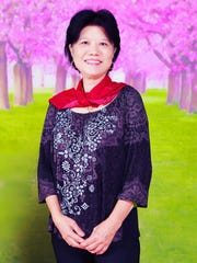 Artist Mimi Zhong's pastels will be on display at the