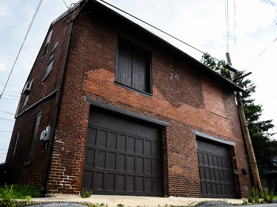 """513 Arnold St. is where there was a """"heroin factory"""" where people bundled bulk heroin for distribution. It was busted by law enforcement last year. Here it is pictured on Thursday, July 13, 2017."""