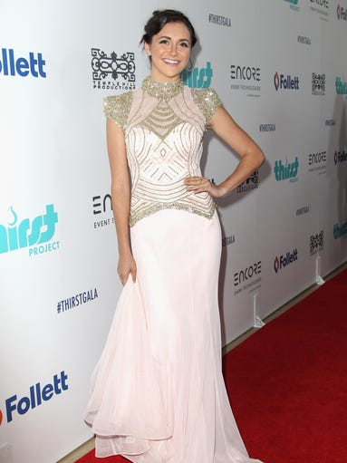 HOT: Actress Alyson Stoner attends the 6th Annual Thirst