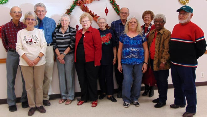 AARP Chapter 651 recently inducted its new officers.
